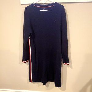 Tommy Hilfiger Long Sleeve Sweater Dress